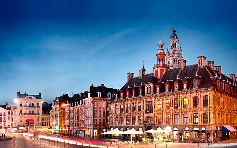 Tours & Ferias – Lille Grand Palais, Lille – Fracias, Del 07 al 10 de Octubre del 2015