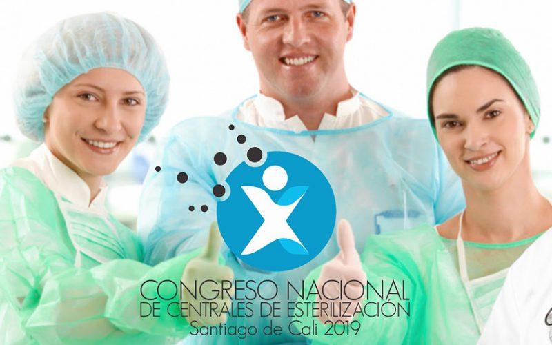 Congreso Nacional de Centrales de Esterilización – Santiago de Cali 2019