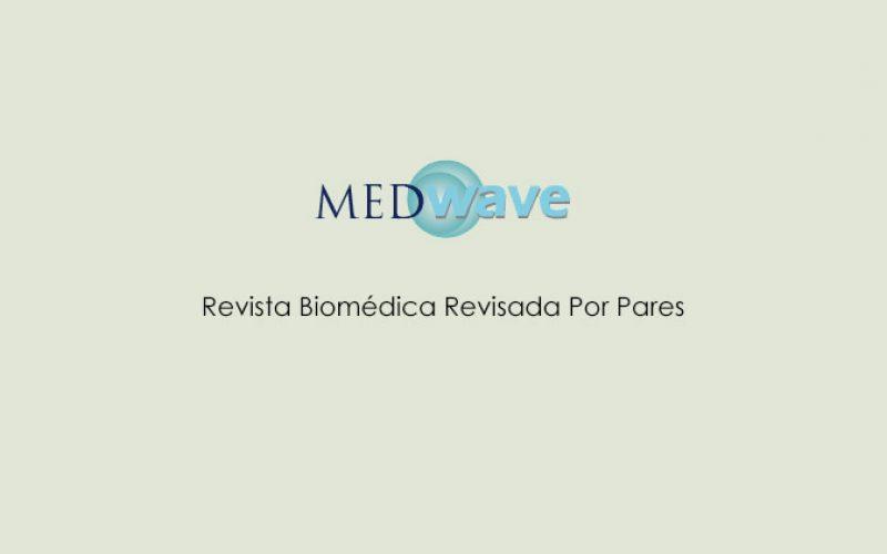 Medwave edición Marzo 2019