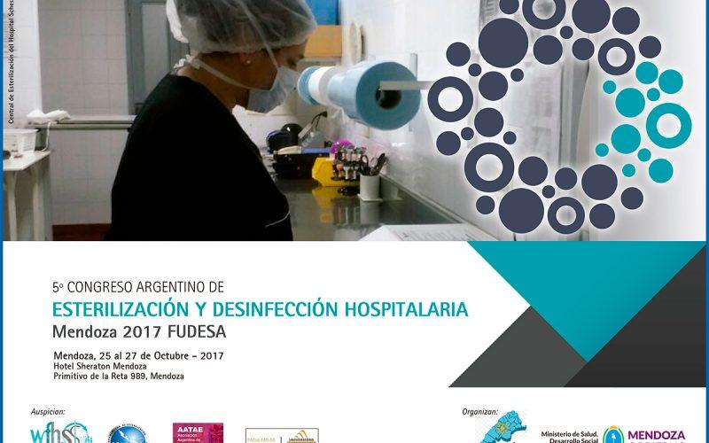5to Congreso Argentino de Esterilización y Desinfección Hospitalaria